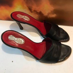 Free Lance Paris Heels Sandals sz 38